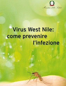 Virus West Nile: come prevenire l'infezione
