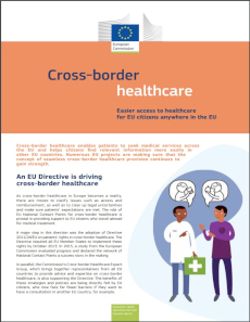 Crodd-border healthcare